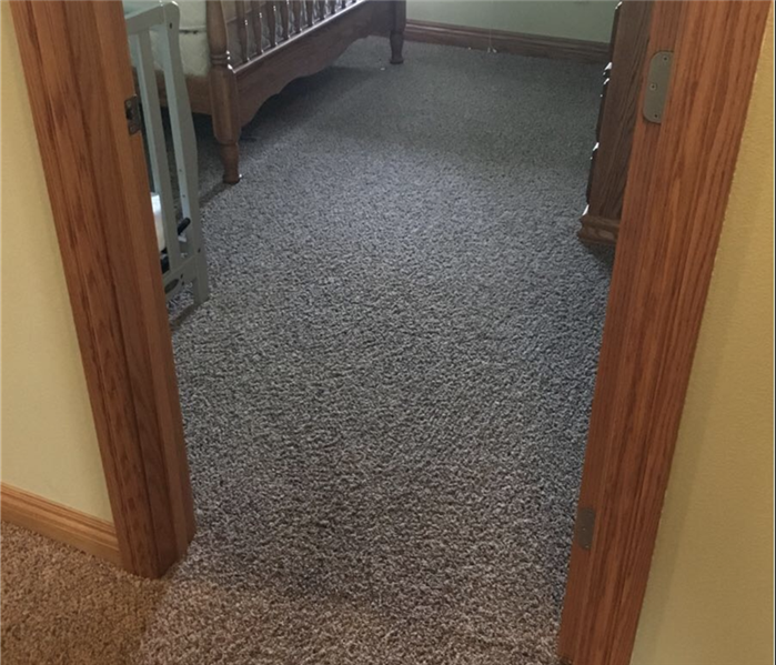 Carpet Cleaning after a Kitchen Fire After