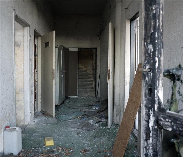 Commercial Fire Damage Preparation Tips